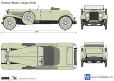 Emerson Model J Coupe