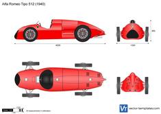 Alfa Romeo Tipo 512