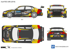 Audi RS3 LMS
