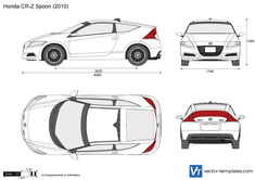 Honda CR-Z Spoon