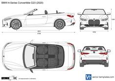 BMW 4-Series Convertible G23