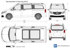 Mercedes-Benz V-Class long