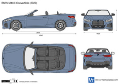 BMW M440i Convertible G23