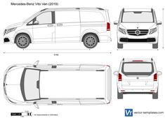 Mercedes-Benz Vito Van