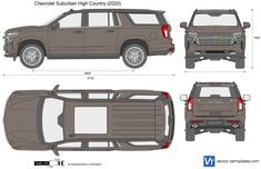 Chevrolet Suburban High Country