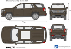 Chevrolet Tahoe High Country