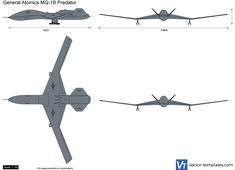 General Atomics MQ-1 Predator