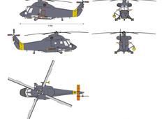 Kaman SH-2F US Navy