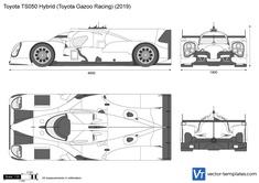 Toyota TS050 Hybrid (Toyota Gazoo Racing)