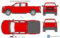 Chevrolet Silverado Crew Trail Boss