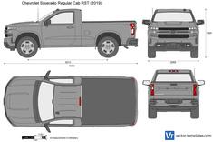 Chevrolet Silverado Regular Cab RST