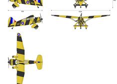 Westland Lysander Mk. 3