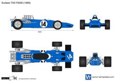 Surtees TS5 F5000
