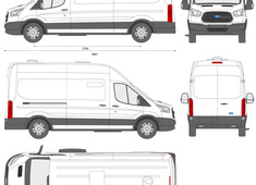 Ford Transit Hightop MWB