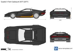 Quadra V-Tech Cyberpunk 2077