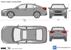 Subaru Legacy Touring