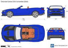 Chevrolet Camaro 2SS Convertible