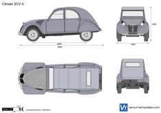 Citroen 2CV A