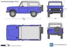 Ford Bronco Ranger