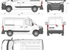 Renault Master ZE L1H1