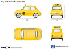 Steyr Puch 500 OAMTC