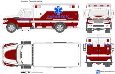 Ambulance Paramedic Vehicle
