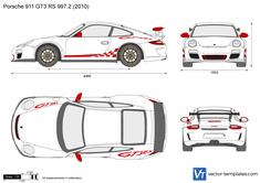 Porsche 911 GT3 RS 997.2