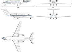 Cessna C650 Citation IIIi