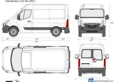 Opel Movano L1H2 Van