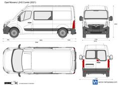 Opel Movano L2H2 Combi