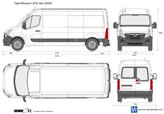 Opel Movano L3H2 Van