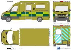 Ambulance London