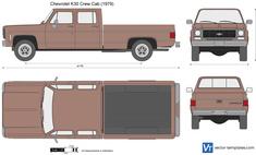 Chevrolet K30 Crew Cab
