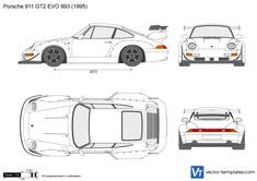 Porsche 911 GT2 EVO 993