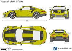 Porsche 911 GT2 RS 991