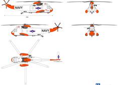 Sikorsky SH-3 Sea King US Navy