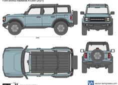 Ford Bronco Badlands 4-Door