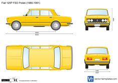 Fiat 125P FSO Polski