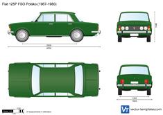 Fiat 125P FSO Polsko