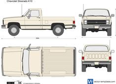 Chevrolet Silverado K10