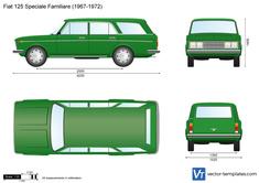 Fiat 125 Speciale Familiare