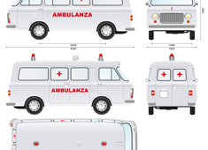 Fiat 238 Ambulanza