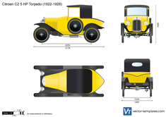 Citroen C2 5 HP Torpedo
