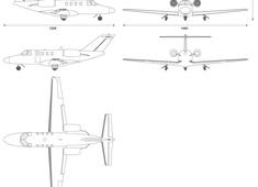 Cessna CJ1 Citation