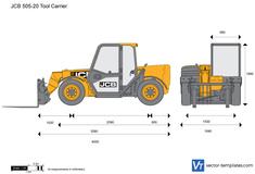 JCB 505-20 Tool Carrier