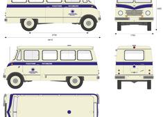 Nysa N59S Ambulance