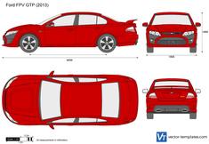 Ford FPV GTP
