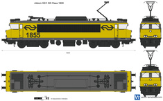 Alstom GEC NS Class 1800