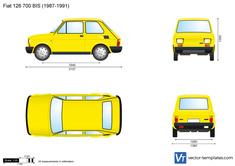 Fiat 126 700 BIS