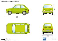 Fiat 126P 600 Polski